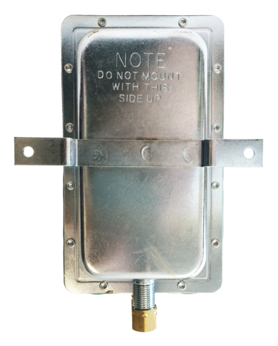 Duct Control Lever : Duct heater pressure sensing switch model afs